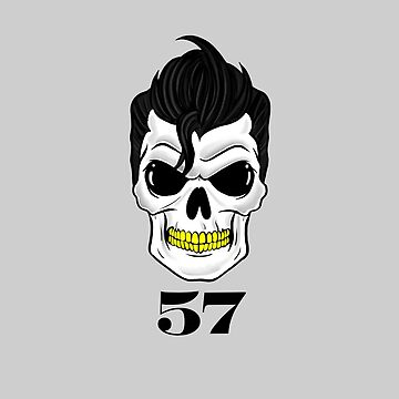 Skull 57 by SeleneofArt