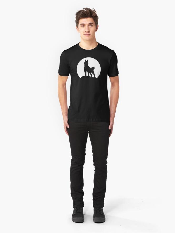Alternate view of Riki Slim Fit T-Shirt