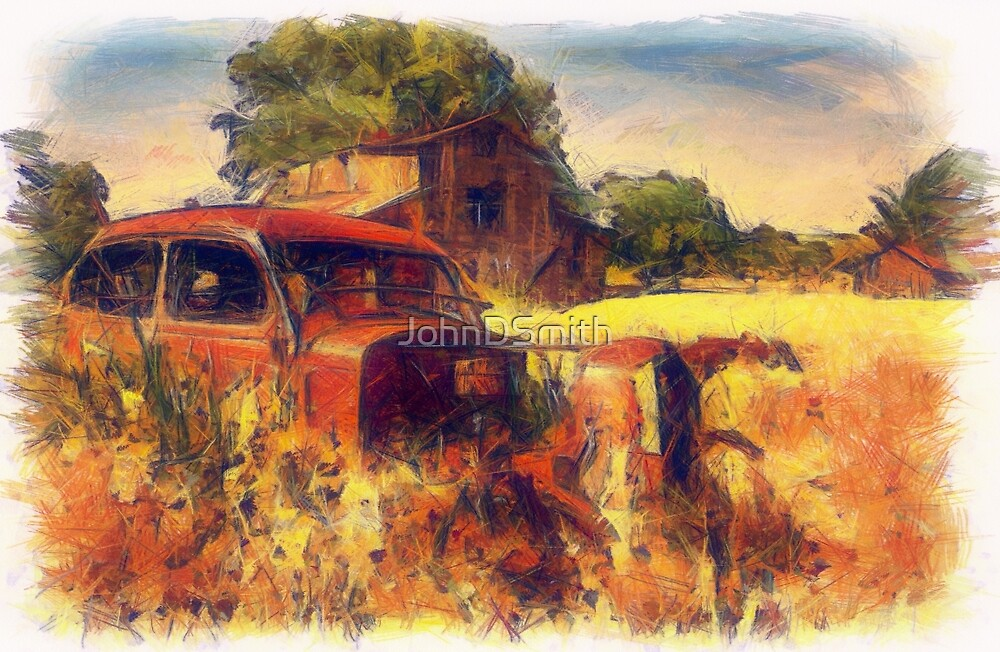 Down on the  Family Farm by JohnDSmith