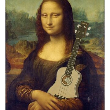 Mona Lisa Played the Ukulele! by Kowulz