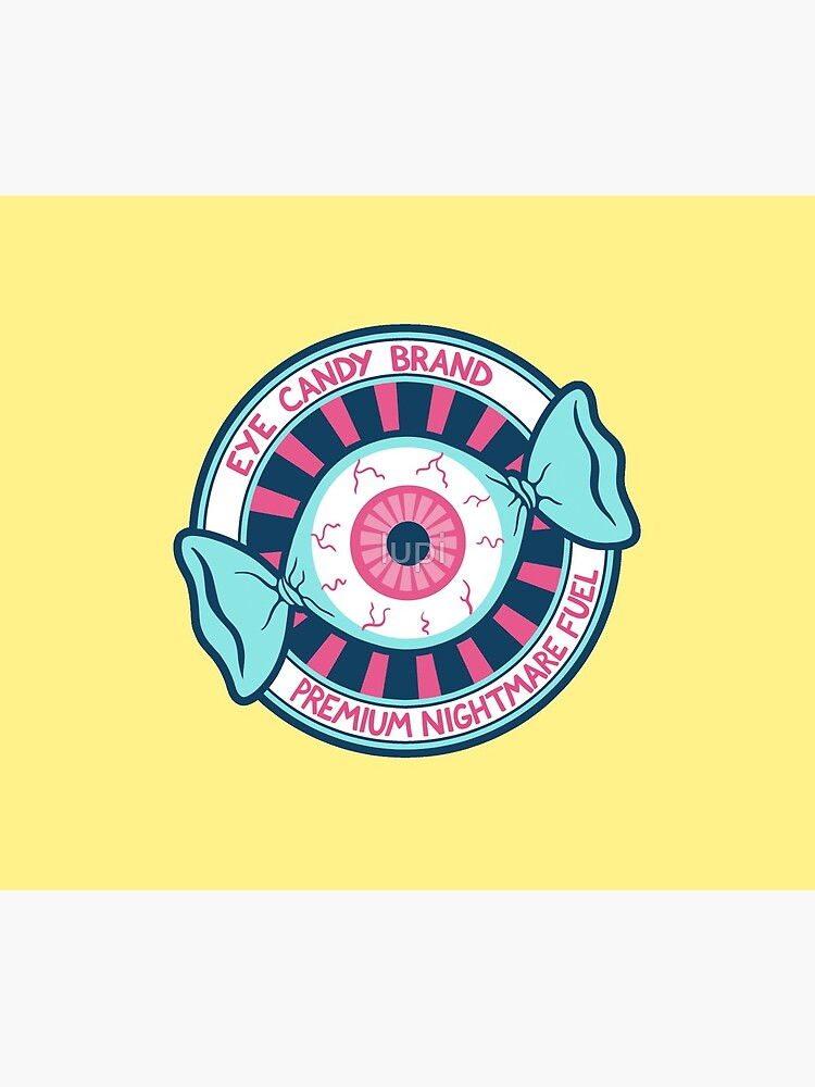 Eye Candy Badge by lupi