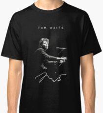 Tom Waits - Klavier - Musik Classic T-Shirt
