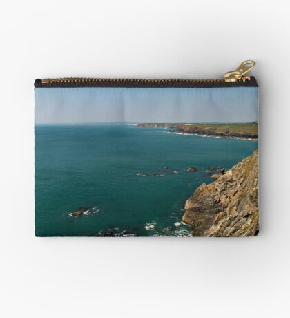 Coastal View Zipper Pouch