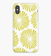 Yellow daisies iPhone Case