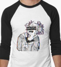 Toga Waifu Baseball ¾ Sleeve T-Shirt
