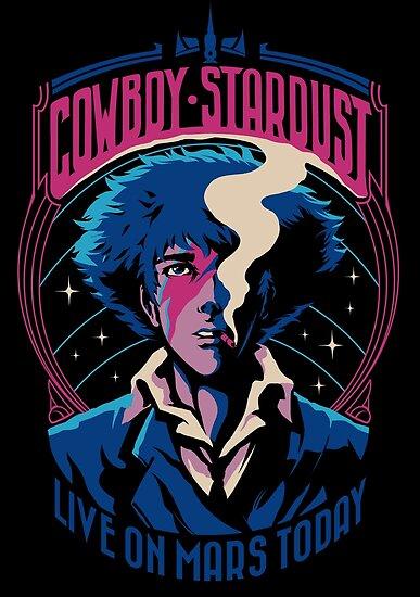 Cowboy Stardust von Ilustrata Design