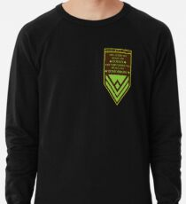 the hard we shall do today the impossible we shall do tomorrow Lightweight Sweatshirt
