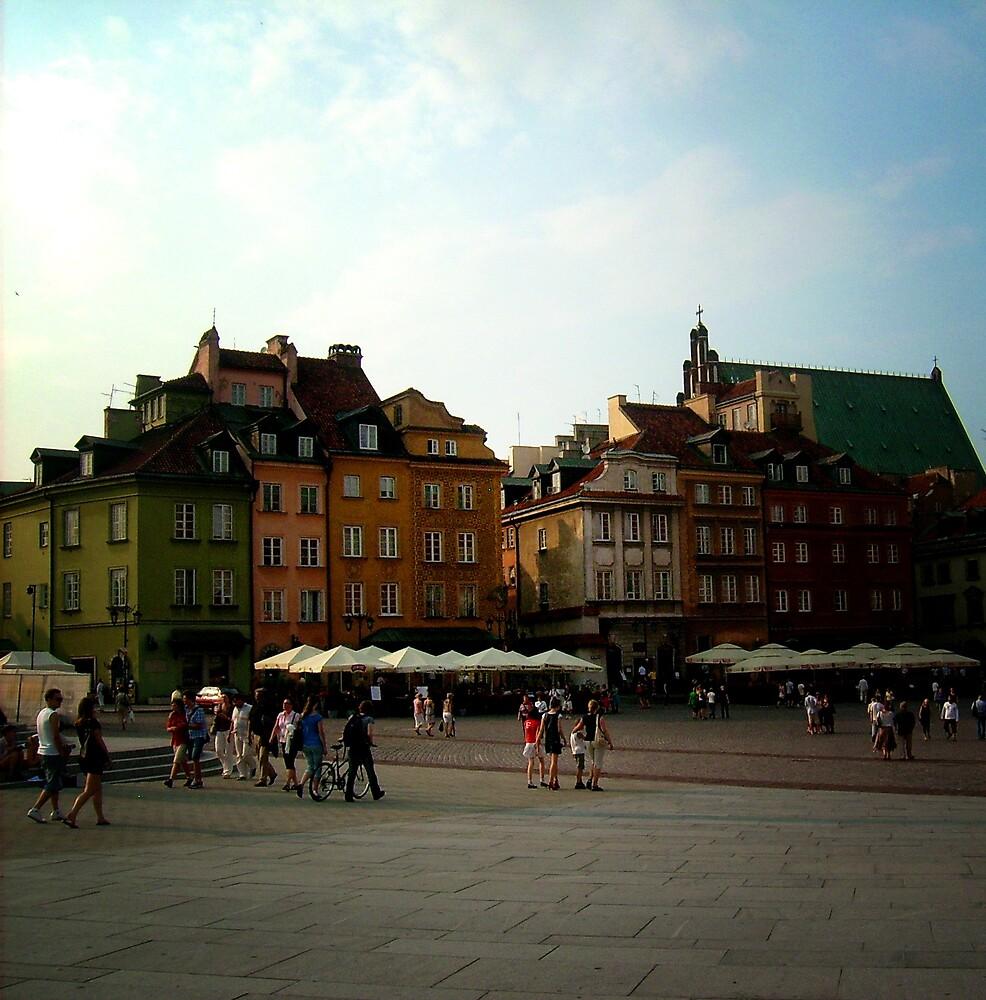 Stare Miasto by resistiveloss