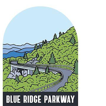 Blue Ridge Parkway de smalltownnc