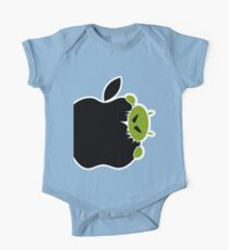 Android Bite Apple One Piece - Short Sleeve