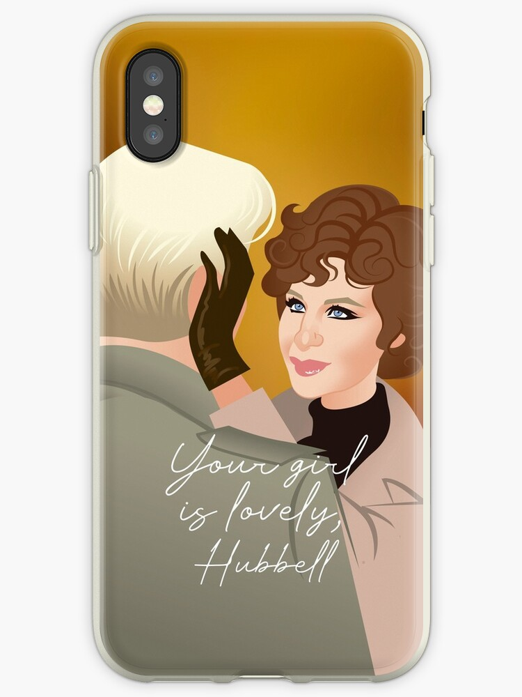'Lovely' iPhone Case by Alejandro Mogollo Díez