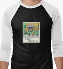 Fuzzy Pickles Men's Baseball ¾ T-Shirt