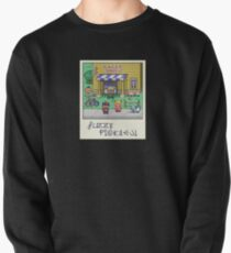Fuzzy Pickles Pullover