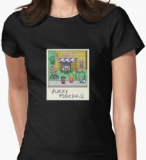 Fuzzy Pickles Women's Fitted T-Shirt