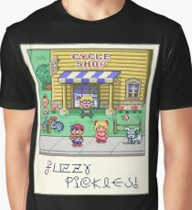 Fuzzy Pickles Graphic T-Shirt