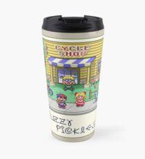 Fuzzy Pickles Travel Mug
