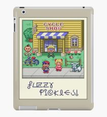Fuzzy Pickles iPad Case/Skin