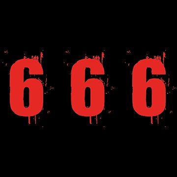 666 by Harou