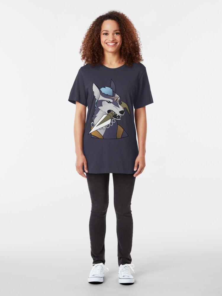 Alternate view of Repede Slim Fit T-Shirt