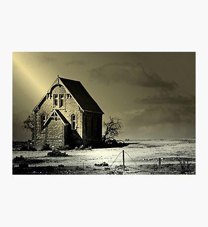 Praying for Rain Photographic Print