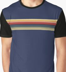 The Blue T-Shirt of Doctor Whittaker Graphic T-Shirt