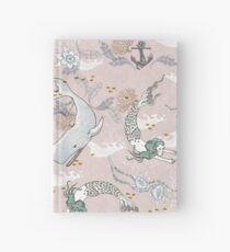 Oceana Mermaids  Hardcover Journal