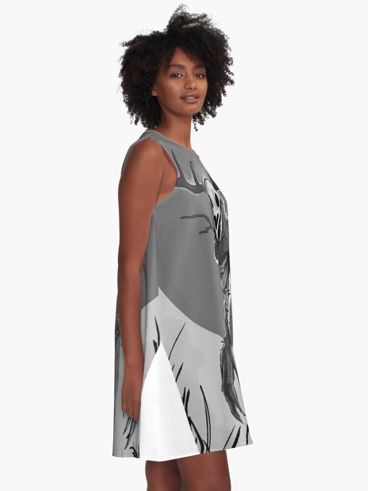 Alternative Ansicht von Leshen tw3 A-Linien Kleid