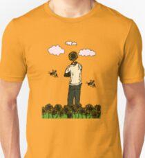Camiseta ajustada Niño de las flores - Tyler, el Creador