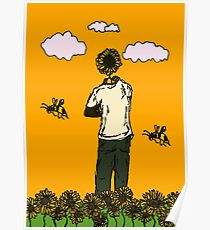 Blumenjunge - Tyler, der Schöpfer Poster