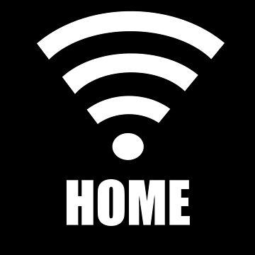 WiFi Wi-Fi Home by CORZ