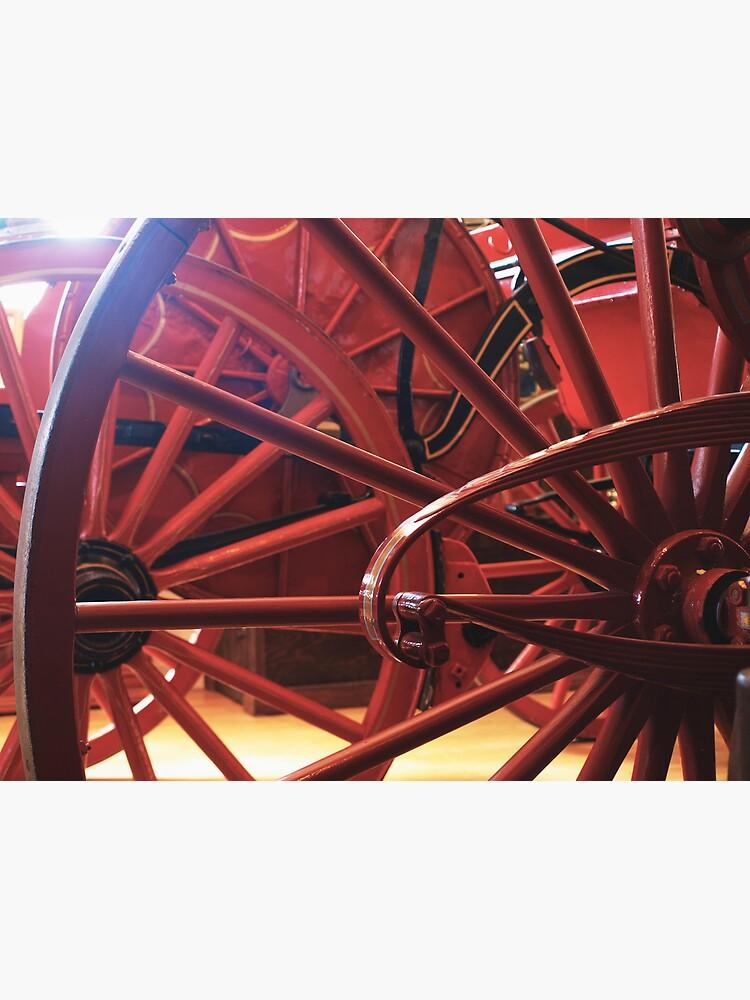 Wheel History by JandMPhoto