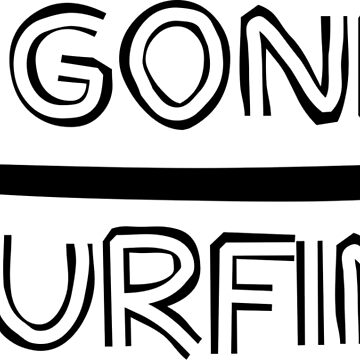 Gone surfing  by UDDesign