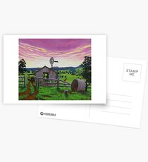Kingaroy Farm Postcards