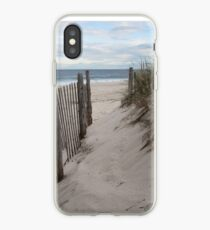 Silent Serenity iPhone Case