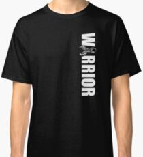 Rare Disease Warrior Classic T-Shirt
