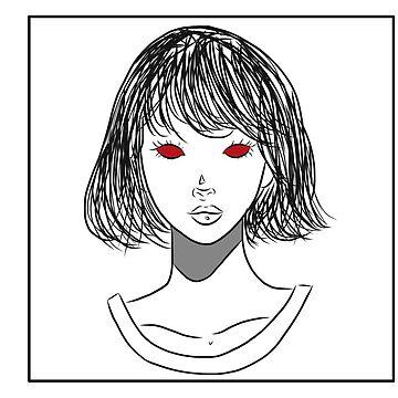 Red Eyes by LivyKate