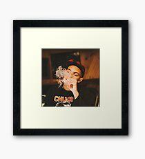 D Savage Framed Print