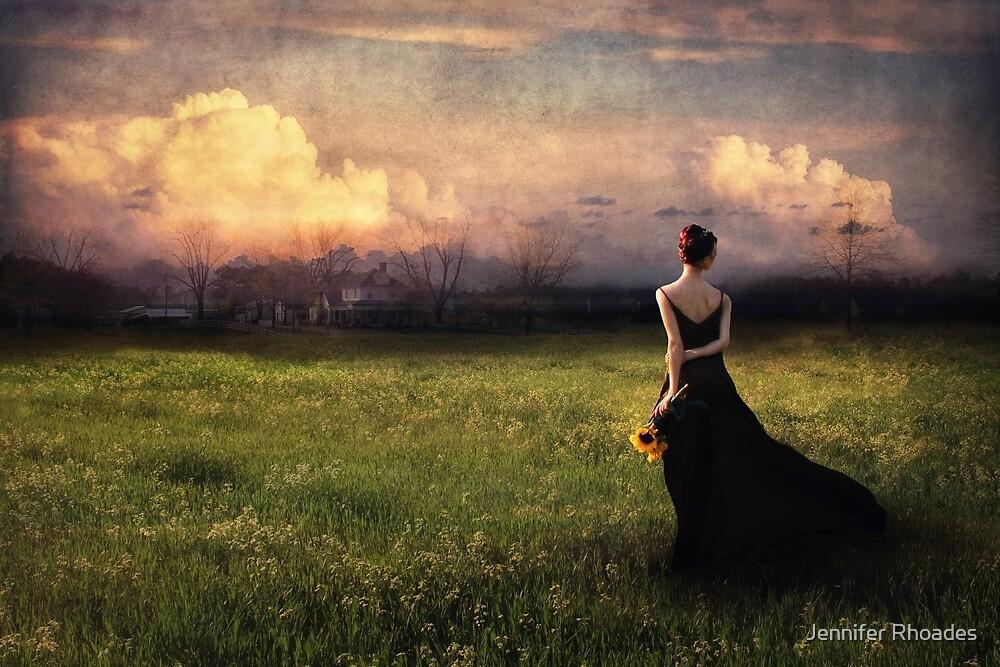 Going Home by Jennifer Rhoades