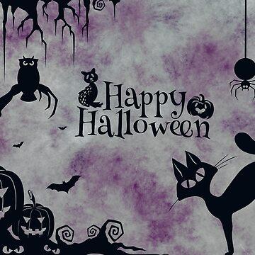 Happy Halloween Graphic by DesignsAndStuff