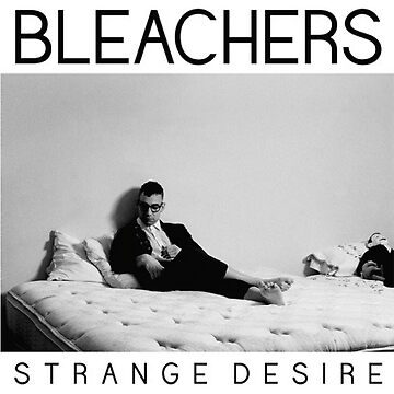 Bleachers Album Cover by jenncouture
