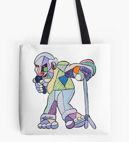 Komiker Tote Bag