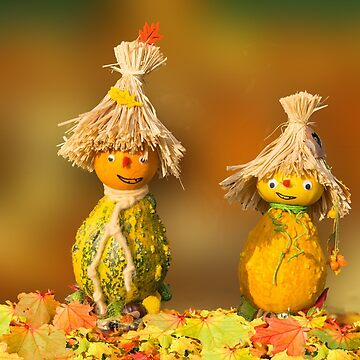 Mr. & Mrs. Autumn by DesignsAndStuff