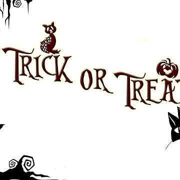Trick or Treat by DesignsAndStuff
