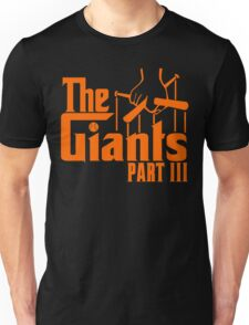 The GIANTS Unisex T-Shirt