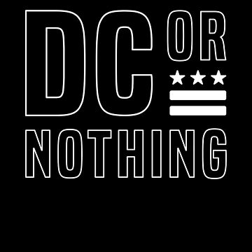 DC OR NOTHING by ofTHISCITY