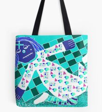 TWISTED DOLLY Tote Bag