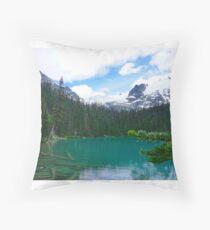 Joffre Lake 2 Floor Pillow