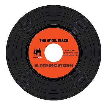 Sleeping Storm - Vinyl by theaprilmaze
