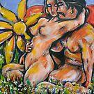 In Love's Garden by Anthea  Slade