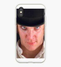CLOCKWORK ORANGE : alex iPhone Case